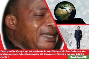 Congo-Brazzaville: La mort de PAKO plane sur la conférence de haut niveau sur le financement des Économies africaines