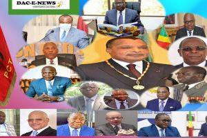 Congo-Brazzaville : Le Gouvernement des Généraux de l'Empereur Sassou Nguesso Ier