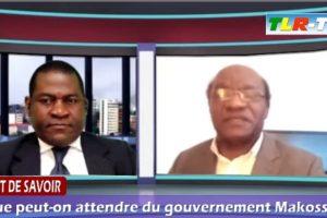 CONGO, GOUVERNEMENT MAKOSSO : TEL SYSTÈME POLITIQUE TEL GOUVERNEMENT !