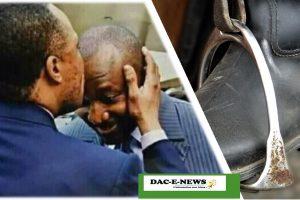 Christel Sassou, le pied à l'étrier
