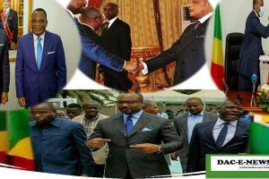 Le gouvernement d'Anatole Collinet MAKOSSO déjà défaillant, mais prépare l'avenir de Denis Christel