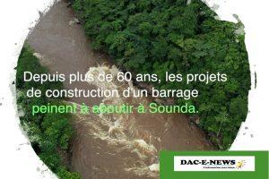 Congo-Brazzaville : sabotage planifié du projet de barrage Sounda