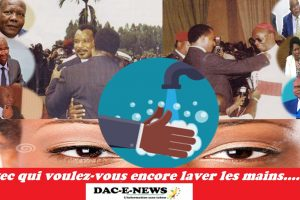 Le Congo–Brazzaville et la Journée  Nationale de la Réconciliation 10 juin 1991-10 juin 2021, 30 ans déjà.