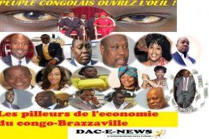 Les nouveaux pilleurs de l'économie du Congo-Brazzaville