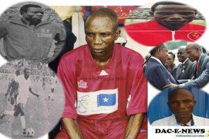 Congo Brazzaville, Terre des Légendes, Tostao, autre légende vivante du football.
