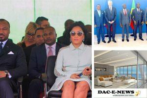 Denis Christel SASSOU NGUESSO s'assoie sur 1,9 million d'euro, paris lui déroule le tapis rouge