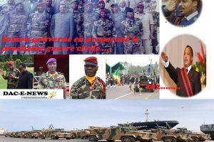 Congo-Brazzaville: La deuxième guerre civile s'avance à pas de géant.